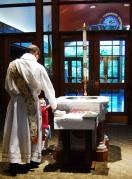 Baptism Holy Sepulcher