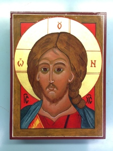 Christ the Savior by Deacon David Miller